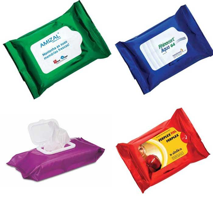 влажные салфетки в групповой упаковке